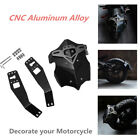 Aluminum Alloy CNC Motorcycle Rear Fender Mud Dust Wheel Splash Decoration