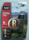 New Bushnell PowerView 8x21mm Compact Folding Roof Prism Binocular Camouflage