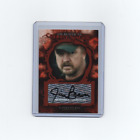 2008 Inkworks Supernatural Connections Jim Beaver as Bobby Singer Autograph A6