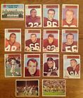1966 Philadelphia Gum Cleveland Browns Football Card Collection - Jim Brown (14)