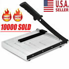 Paper Cutter A4 To B7 Metal Base Guillotine Page Trimmer Blade Scrap Booking 12