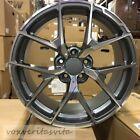 19 2018 GUNMETAL AMG STYLE WHEELS RIMS FITS MERCEDES BENZ SL500 SL550 SL55