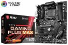 MSI X470 GAMING PLUS MAX AM4 AMD X470 SATAIII 6Gb s USB32 Gen2 ATX Motherboard