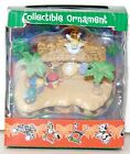 FISHER PRICE Christmas Ornament NATIVITY Scene Miniature Little People 2006 New