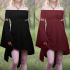 ✅Women Medieval Gothic Off-shoulder Dress Party Palace Cosplay Costume Gown