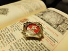 First Class Reliquary Relic Saint Augustine of Hippo Religious Relic