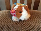 "TY Beanie Baby 2.0 ""FLUFFBALL"" the Hamster MWMT 2008 - 6.5 inches"