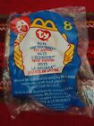 Ty Teeny Beanie Baby Nuts Squirrel 1999 Mcdonalds Unopened