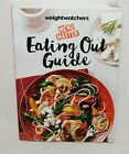 Weight Watchers Menu Master Eating Out Guide used with SmartPoints program