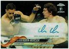 Tank Abbott and Herb Dean Autograph Cards from 5finity 11