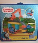 Mega Bloks Thomas the Train & Friends Recycling Center New 45 Pieces Ages 2-5