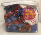 Jo Ann Exclusive Fleece Quilt Kit Native American Indian Easy Sew Family NEW