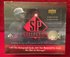 2005 Upper Deck SP Collection Baseball Factory Sealed Hobby Box 20 5