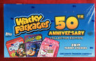 2017 Topps Wacky Packages 50th Anniversary Collector Edition Sealed Box 24 8