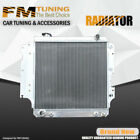 Wrangler YJ TJ Radiator For Jeep 1987 2006 3Row Aluminum 2101