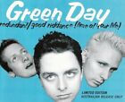 GREEN DAY: REDUNDANT / GOOD RIDDANCE [TIME OF YOUR LIFE] – 2 TRACK CD SINGLE