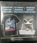 Funko POP! CATWOMAN + Shirt WB Exclusive DC Collection By Jim Lee SUPER-VILLAINS