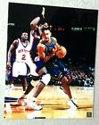 Grant Hill Autographed Signed 16x20 Photo Detroit Pistons Duke Blue Devils NBA