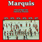 Marquis of  Fond Du Luc, Wisconsin  DRUM CORPS CD