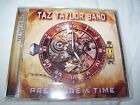 Taz Taylor Band - Pressure and Time - CD 2017 Melodic Hard Rock