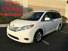2017 Toyota Sienna LE FWD for $16400 dollars
