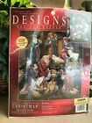 Janlynn Designs For The Needle NATIVITY FIGURES Counted Cross Stitch Kit 319842
