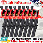 8 Pack Ignition Coil For Ford F150 Expedition 46 54L 2004 2005 2006 2007 2008