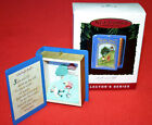 HALLMARK ORNAMENT 1995  JACK AND JILL # 3 IN THE MOTHER GOOSE SERIES