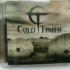 NEW! COLD TRUTH - GRINDSTONE. CD disc
