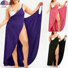 Fashion Sexy Women Summer Beach Dress Bikini Swimwear Cover Up Sarong Wrap Dress