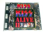 KISS Band ALIVE II Casablanca Spindle CD 1977 Russia Russian ALIVE 2 Aucoin