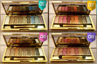 9 Color Glitter Eye Shadow Palettes Lot of 8 different Eye Shadow Pallets
