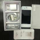Apple iPhone 4S Mobile 8GB White Sim Free Factory GSM + CDMA Unlocked Smartphone