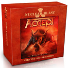 ACCEPT ‎– Blind Rage Box Set CD,Blu-Ray, DVD & 2 x 7