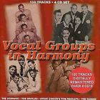 Vocal Groups in Harmony  1946 to 1943 - ORIOLES Dominos RAVENS Red Caps 4 CD set