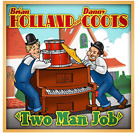Holland, Brian And Danny Coots-Two Man Job CD Preowned Very Good Free Shipping