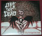 Left for Dead 'Why the Caged Bird Sings' CD digipak (2015). Used, good condition