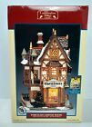 Lemax Village Tannenbaum Christmas Shoppe #35845A  Porcelain Lighted House 2003