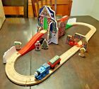 Thomas the Train Wooden Railway Santa's Workshop Express Complete