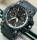 New Watches GG1049 Full Black Sport Cool Men Style Cheap Free Shipping