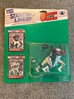 1989 Starting Lineup One On One - Mike Singletary & Mike Quick