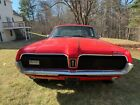 1967 Mercury Cougar COUGAR 302/automatic, power steering and power manual brakes