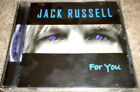 Jack Russell -  For You USA CD 2002  Great White