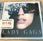 Lady Gaga - The Fame Singapore Edition CD 2008 Just Dance Poker Face