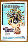 she gave birth to twins  ONE WAS ALMOST HUMAN 1970 poster 27x41 DUNWICH HORRO