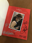 Twilight Official Movie Companion 1st 1st Signed