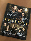 Twilight New Moon Official Movie Companion 1st 1st Signed