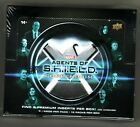 MARVEL AGENTS OF SHIELD COMPENDIUM SEALED HOBBY BOX