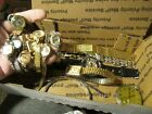 Lot of watches name brands some wind up 1 gold filled 1 Elgin pocket watch