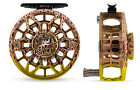 Abel SDF 4 5 Classic Brown Trout Custom Fly Reel NEW IN STOCK Streams of Dreams